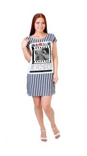 Купить Платье женское 065209393 в розницу