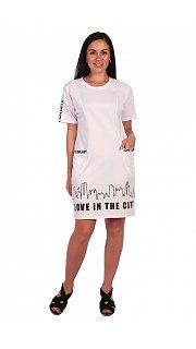 Купить Платье-туника женское 065209460 в розницу
