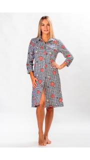 Купить Платье-туника женская 071000916 в розницу