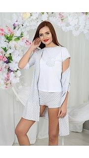 Купить Комплект домашний с шортами 071001124 в розницу