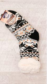 Купить Носки утепленные женские 073001603 в розницу