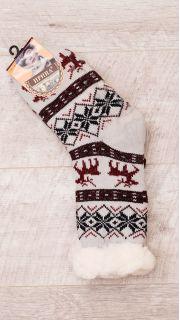 Купить Носки утепленные женские 073001604 в розницу