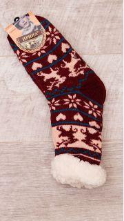 Купить Носки утепленные женские 073001605 в розницу