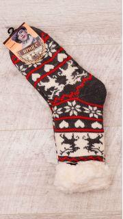 Купить Носки утепленные женские 073001606 в розницу