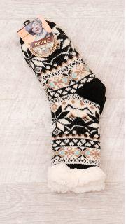 Купить Носки утепленные женские 073001607 в розницу
