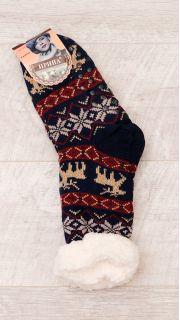 Купить Носки утепленные женские 073001608 в розницу