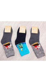 Купить Носки махровые женские 073001633 в розницу
