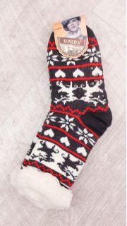 Купить Носки домашние утепленные 073001645 в розницу