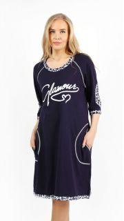 Купить Домашнее платье 074100177 в розницу