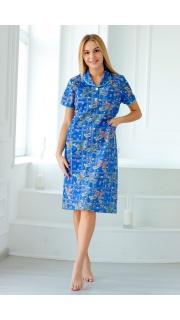 Купить Платье домашнее 074100197 в розницу