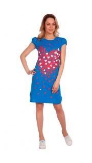 Купить Платье домашнее 074100201 в розницу
