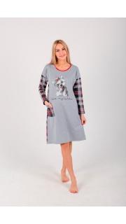 Купить Платье женское домашнее 074100204 в розницу