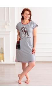 Купить Платье домашнее  074100207 в розницу