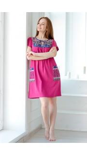 Купить Платье женское домашнее 074100209 в розницу