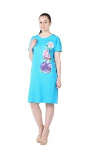 Купить Платье домашнее 074100211 в розницу