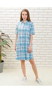 Купить Платье-рубашка 074100229 в розницу