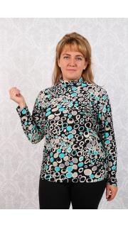 Купить Водолазка женская 075001021 в розницу