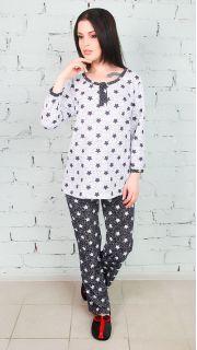 Купить Пижама (брюки и кофта) 083000569 в розницу