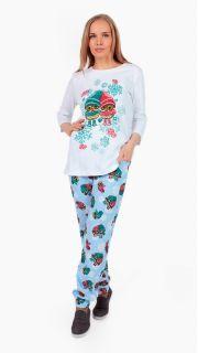 Купить Пижама (брюки и кофта) 083000570 в розницу
