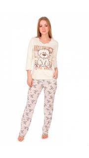 Купить Пижама женская 083000577 в розницу