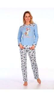 Купить Пижама женская 083000586 в розницу