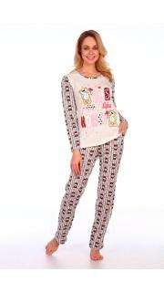Купить Пижама женская 083000588 в розницу