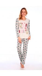 Купить Пижама женская 083000589 в розницу