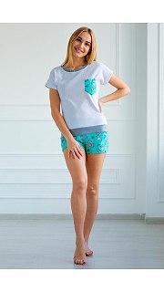 Купить Пижама женская 083000595 в розницу