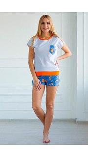 Купить Пижама женская 083000596 в розницу
