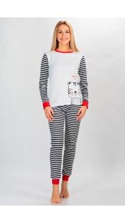 Купить Пижама женская 083000607 в розницу