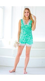 Купить Пижама женская 083000609 в розницу