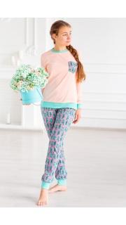 Купить Пижама женская  083000625 в розницу