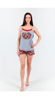 Купить Пижама женская 083000635 в розницу