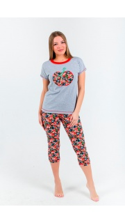 Купить Пижама женская 083000636 в розницу