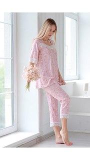 Купить Пижама кружевница макси 083000638 в розницу