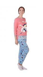 Купить Пижама женская 083000642 в розницу