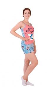 Купить Пижама женская 083000643 в розницу