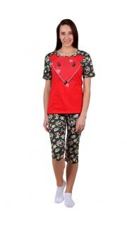 Купить Пижама женская 083000655 в розницу