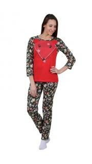 Купить Пижама женская 083000656 в розницу