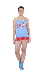 Купить Пижама женская 083000661 в розницу