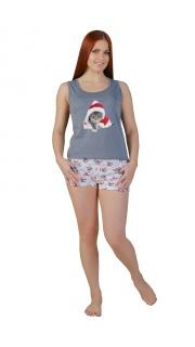 Купить Пижама женская 083000662 в розницу