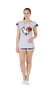 Купить Пижама женская 083000665 в розницу