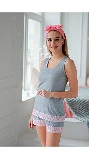 Купить Пижама женская 083000672 в розницу