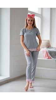 Купить Пижама женская 083000673 в розницу