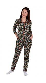 Купить Пижама женская 083000676 в розницу
