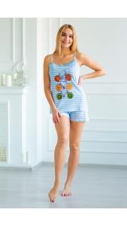 Купить Пижама женская 083000679 в розницу