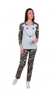Купить Пижама женская 083000681 в розницу