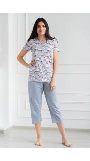 Купить Пижама женская 083000715 в розницу