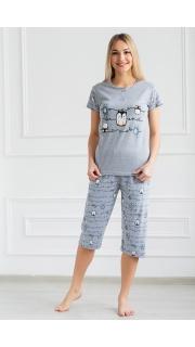 Купить Пижама женская 083000716 в розницу