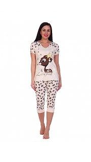 Купить Пижама женская 083000784 в розницу